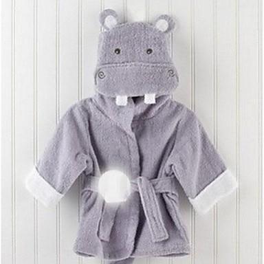 hippopotame b b gar on violet robe de chambre splash bain wrap serviette capuchon robe 0 12m. Black Bedroom Furniture Sets. Home Design Ideas