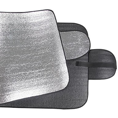 LEBOSH™Winter and Summer Use Automobile Sunshade and Snow Cover(Black Frosted Surface)