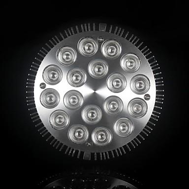Buy E27 54W 1080-1440LM 12Red+6Blue Light LED Spot Bulb Plant Grow (85-265V)