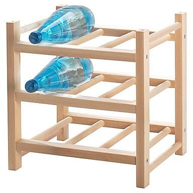 Kjøp vinreol tre trehvit på nett i nettbutikk