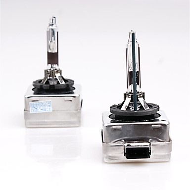 2 pieces d3r 4300k 12v 35w hid xenon low beam replacement. Black Bedroom Furniture Sets. Home Design Ideas
