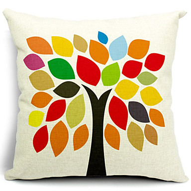 Buy Cotton/Linen Pillow Cover , Nature Modern/Contemporary