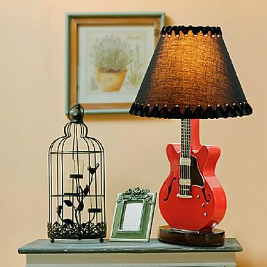 resina lampada da tavolo per bambini di chitarra del 2208106 2016 a $49.99