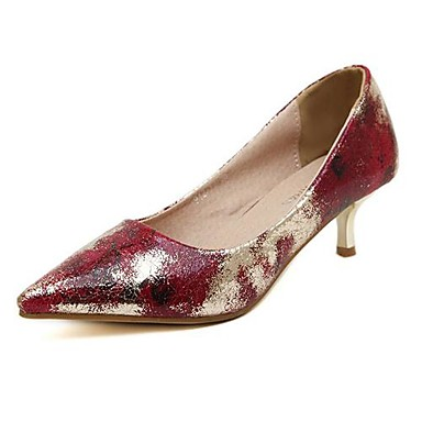 s shoes pointed toe kitten heel pumps dress shoes