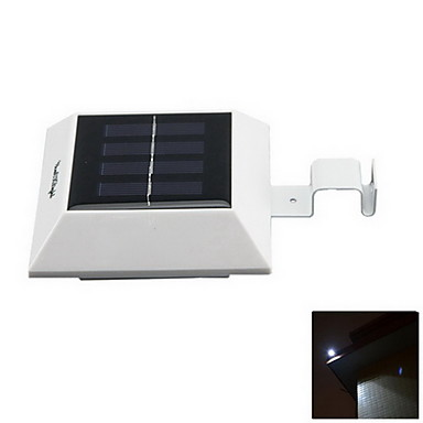 Youoklight 0 5w 4 led a luce bianca luci di pannello solare per la luce solare del giardino - Pannello solare per luci giardino ...