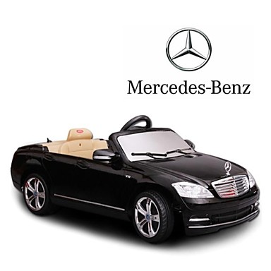 Mercedes benz kids battery operated ride on car 6v for Mercedes benz toy car ride on