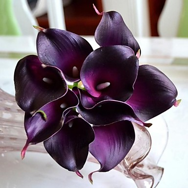 PU Calla Lily Artificial Flowers