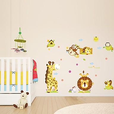 murali Stickers adesivi murali, wall stickers fumetto re leone pvc del 2697620 2016 a $12.99