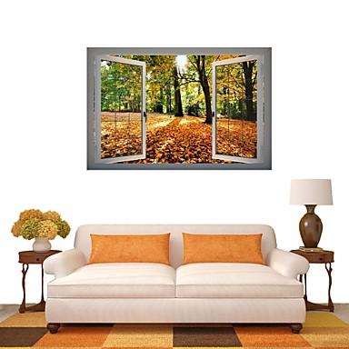 Romanticismo natura morta paesaggio adesivi murali adesivi for Adesivi decorativi da parete