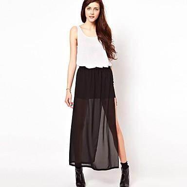 Galerry maxi vestido casual
