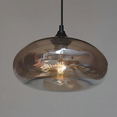 25 60wcontemporain traditionnel classique rustique plafonnier pour il t de cuisine globe. Black Bedroom Furniture Sets. Home Design Ideas