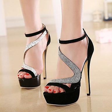 chaussures femme habill soir e ev nement noir. Black Bedroom Furniture Sets. Home Design Ideas