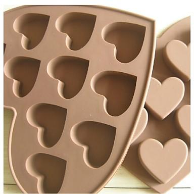 Mode siliconen chocoladevorm ijs decoratie zoete voedsel keuken bakvormen kookgereedschap - Mode decoratie ...
