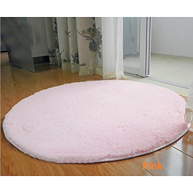 casual polyester microfiber 100cm 100cm yoga round bath
