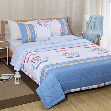 100% Cotton High Quality Summer Quilts