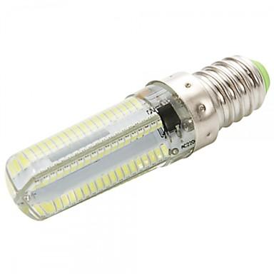 Dimmable E14 10W 152x3014SMD 1000LM 2800-3200K/6000-6500K Warm White/Cool White Light LED Corn Bulb (AC110V/AC220V)