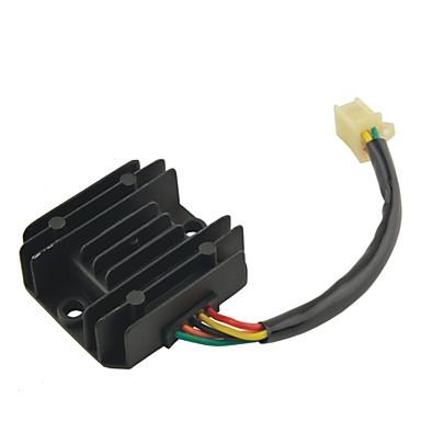 fxd 125 universal motorcycle 12v voltage regulator rectifier 3757283 2016. Black Bedroom Furniture Sets. Home Design Ideas