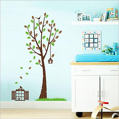 La maison de amovible petit animal de chambre chambre de sticker mural pour - Stickers pour maison ...