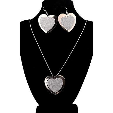 Buy Classic Love Shape Jewelry Set 2