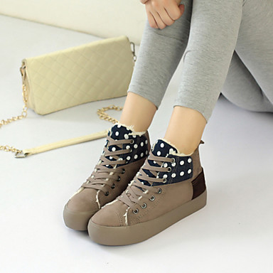s shoes canvas platform creepers comfort toe