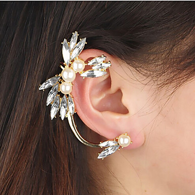 """New Arrival Hot Selling High Quality Crystal Flower Earrings"""