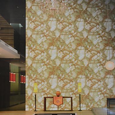 Nieuwe regenboog retro behang art deco de marmeren wandbekleding pvc vinyl kunst aan de muur - Deco grijze muur ...