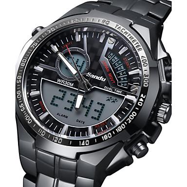 waterproof digital led watches analog digital