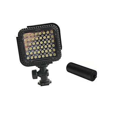 Buy CN-LUX480 48 LEDs Video Light Photo Lamp Canon Nikon Camera Camcorder 5600K/ 3200K Metal Handles