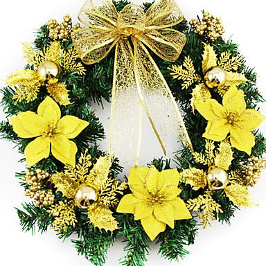 Pl stico rbol de navidad flores artificiales 4564862 2016 - Arboles de navidad artificiales ...