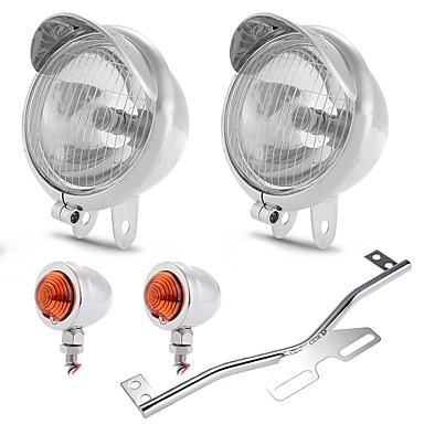 Buy Motorcycle Fog Turn Indicator Light Lamp Bar Harley Davidson