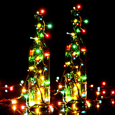 Iluminan gran amor decoraciones de navidad 4 m 100 m luces de navidad la decoraci n de rboles - Decoracion fiesta navidad ...
