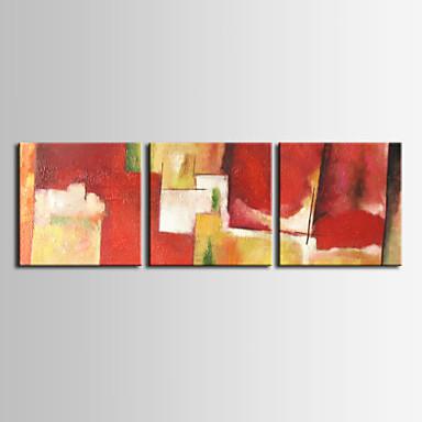 Dipinti a mano stile astratto pittura a olio moderna di for Pittura moderna soggiorno