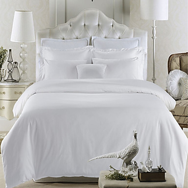 400 high thread count percale sateen cotton sheets set for High thread count sheets