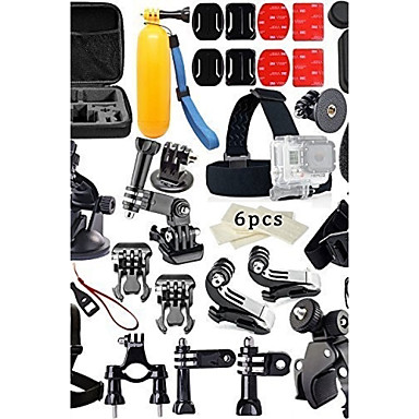 44-in-1 GoPro Camera Accessories Kit for Gopro Hero 5