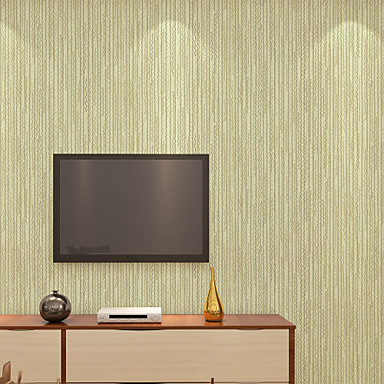 Paluton stripe wallpaper contemporary wall covering non for Wall covering paper