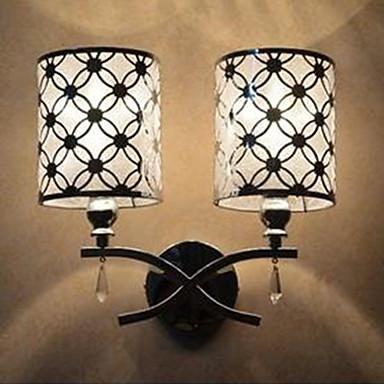 LED Lampade a candela da parete,Moderno/contemporaneo E26/E27 Metallo del 4156974 2017 a $38.99