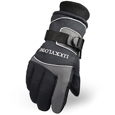 Ext rieur homme gants patinage sports de neige ski for Patinage exterieur