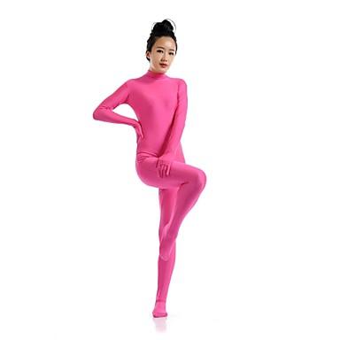 Buy Unisex Zentai Suits Lycra / Spandex Pink N/A