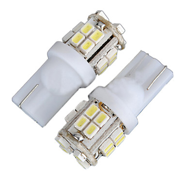 Buy 4W T10 LED Bulbs Cruze Car Width Light W5W Reading Interior White Color
