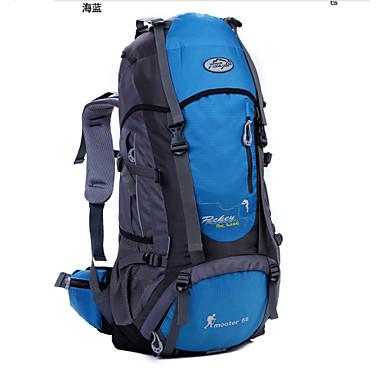Buy Backpack Camping & Hiking Waterproof / Rain-Proof Dust Proof Multifunctional 50 L Terylene 600D