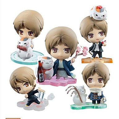 Buy Natsume's Book Friends Natsume Takashi Anime Action Figures Model Toys Doll Toy 7cm