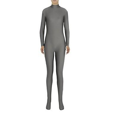 Buy Unisex Zentai Suits Lycra / Spandex Gray