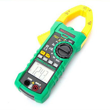 Buy MASTECH MS2015A 60M(Ω) 600(V) 1000(A)Convenient Clamp Meters