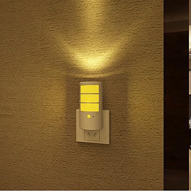 Creative Warm White Rechargeable Light Sensor Sound