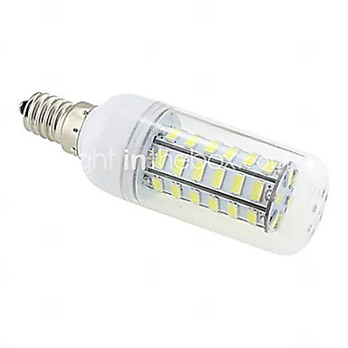Buy 10W E14 / G9 B22 E26/E27 LED Corn Lights T 48 SMD 5730 1000 lm Warm White Cool AC 220-240 V