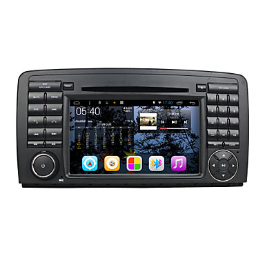 Buy Android 4.4.4 Car DVD Player GPS BENZ R CLASS W251/280/300with Quad-Core Contex A9 1.6GHz,Radio,RDS,BT,SWC,Wifi,3G