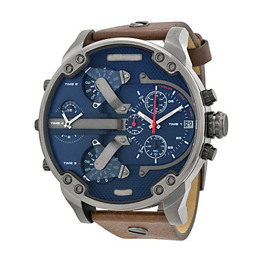 Buy Arrivals Men's Watches Calendar Sport Watch Military Quartz Wristwatches Rejoles Montre Homme Wrist Cool Unique