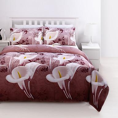 Buy Duvet Cover Set,3D Print Bedding Comforter Set Queen Size Comforters Quilt Bed Linen Sheet Bedspread