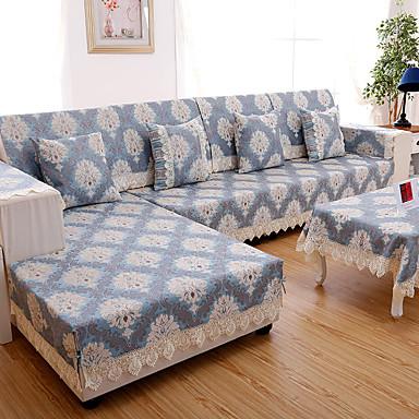European Classical Sofa Cover High Grade Chenille Fabric
