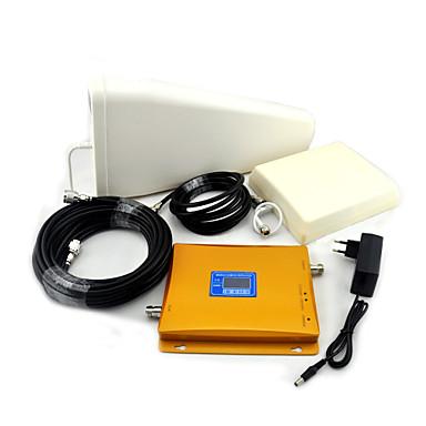 Buy GSM / 3G W-CDMA Mobile Phone Dual Band Signal Booster , + Log Periodic Antenna Planar